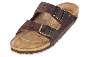 Birkenstock  Habana Woven Leather  Arizona