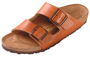 Birkenstock  Natural Leather  Arizona